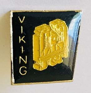 Viking-Brand-Retro-Advertising-Pin-Badge-Vintage-C21