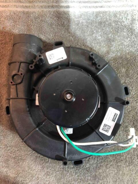 Inducer Blower Assembly Lennox 93W13 Material Handling Products ...