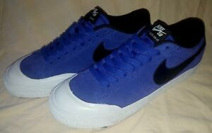 sports shoes 09e3d 9e2c0 Image is loading Nike-SB-Blazer-Zoom-Low-XT-Skateboard-Shoes-
