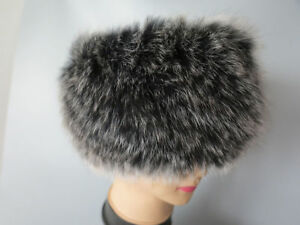 New Braid Genuine fox fur headbands /hap/cap/fur collar
