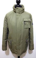 WOOLRICH Giaccone Giubbotto Parka Uomo Man Coat Eskimo Jacket Sz.L - 50