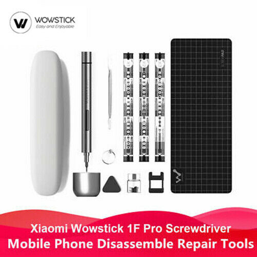 Wowstick 1F Pro 1F + 56Bits Schraubendreher iPhone 12 Handy-Kamera Repair Tools