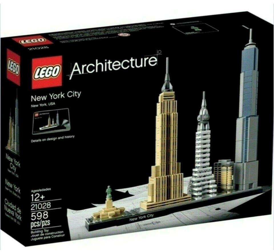 Lego Architecture, 21028