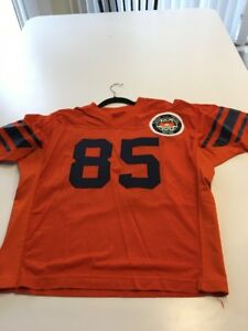 promo code 40b8a c23b5 Details about Game Worn Used Clemson Tigers Football Jersey #85 Size 48?  Throwback