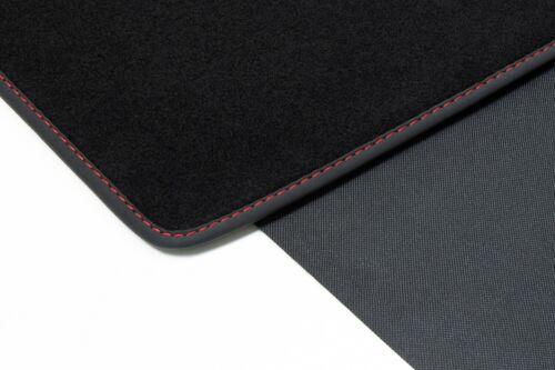 2 piezas de tapiz para maletero con parachoques protección para audi a4 b9 avant-sin la pizarra