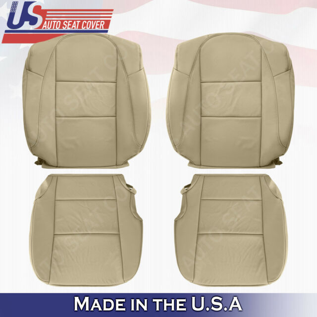 Fits 2013 To 2018 Acura RDX PERFORATED LEATHER SEAT COVERS