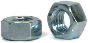 100 Coarse Thread Zinc Grade 5 SEER FLG LOCKNUTS 3//8 x 16 Qty