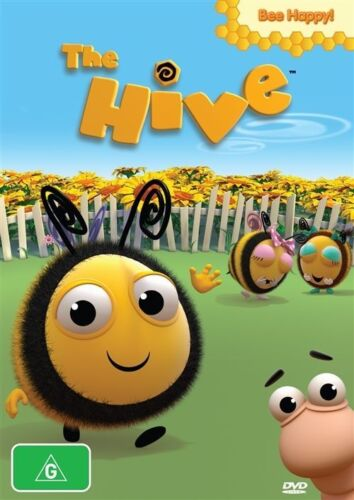 1 of 1 - The Hive - Bee Happy (DVD, 2012)-REGION 4-Brand new-Free postage