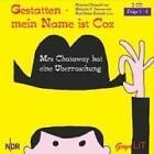 Gestatten, mein Name ist Cox, 2 Audio-CDs. Folge. 5-8 von Malcolm F. Browne (2004)