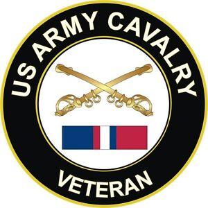 Army-Cavalry-Kosovo-Veteran-5-5-034-Decal-Sticker