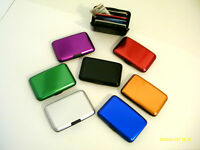 Aluma Security Wallets, Special Price 4/$15.50 Rfid Blocking, Choose Your Colors