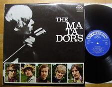 The Matadors - Same s/t CZ '69 BEAT - Supraphon ST 53992 blue Label Stereo - TOP