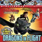 DreamWorks: Defenders of Berk: Dragons in Flight Stretchbook by Sfi Readerlink Dist (Hardback, 2014)