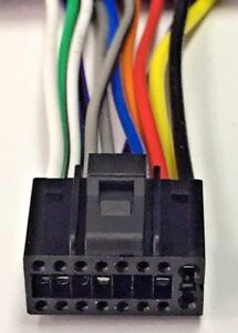 Kenwood Wiring Harness Ebay - Home Wiring Diagrams on