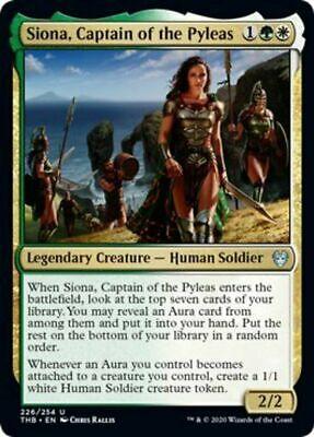 Theros Beyond Death  MTG  Foil  Reverent Hoplite  x4  Magic Uncommon