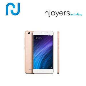 XIAOMI-REDMI-4A-5-034-Snapdragon-425-2GB-Ram-16GB-Rom-4-A-Blanco-DORADO