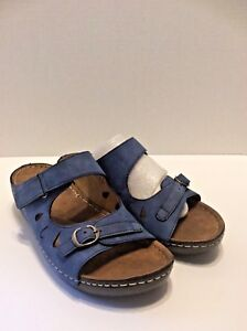 Soft Comfort Shoes With Memory Foam Women S Size 7 Sandals New Ebay