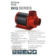 Jebao DCQ 6000 Marine Freshwater Return Wave  Dc Pump