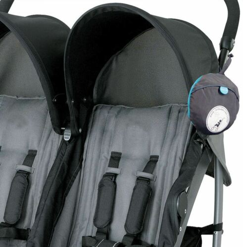 Koo-di PACK IT DOUBLE RAIN COVER for Pram//Pushchair//Stroller Travel Accessory BN