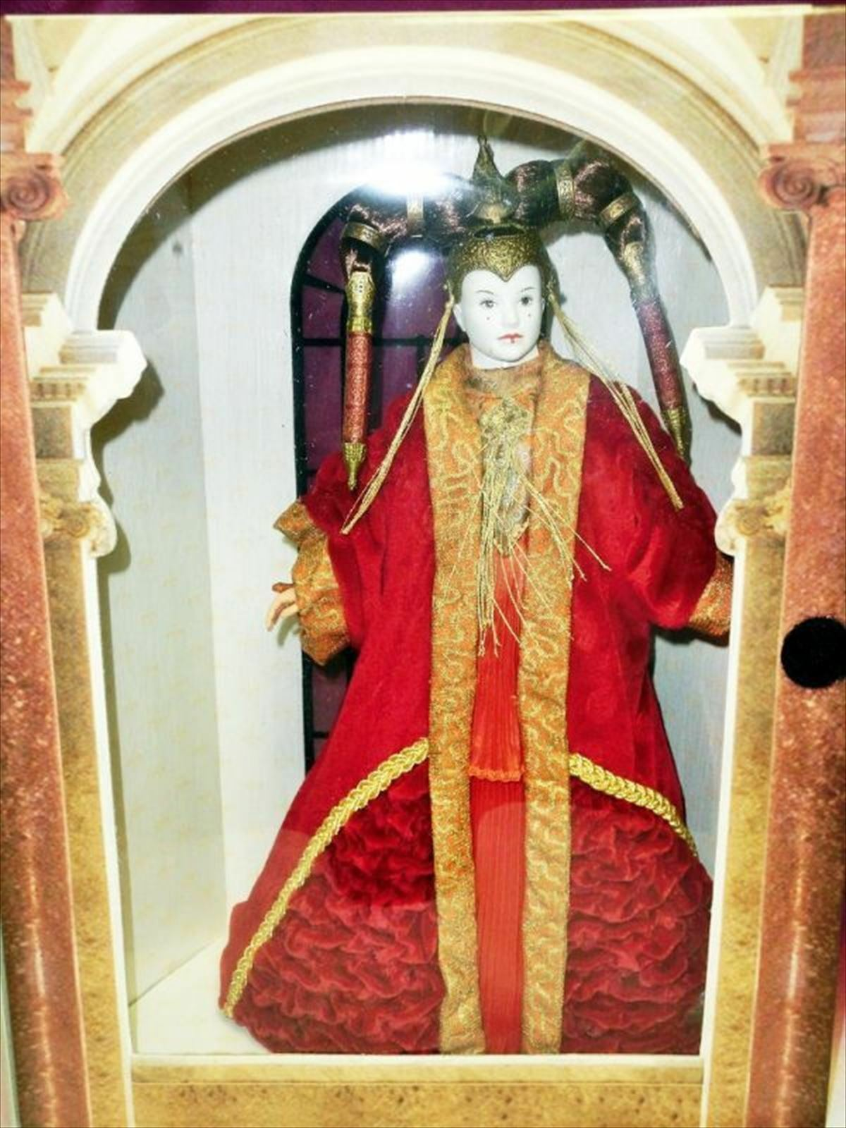STAR WARS Episode Episode Episode 1 Queen Amidala 1999 Portrait Edition from JAPAN F/S 2d293a