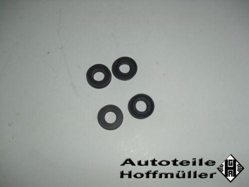 4 Manschetten Radbremszylinder hinten Wartburg 353 19mm