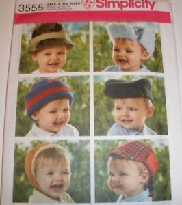 f05233decf5 Image is loading Simplicity-Sewing-Pattern-3555-Baby-Infant-039-s-