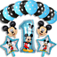 DISNEY-Mickey-Mouse-Compleanno-Palloncini-Stagnola-Lattice-Party-Decorazioni-di-genere-rivelare miniatura 6