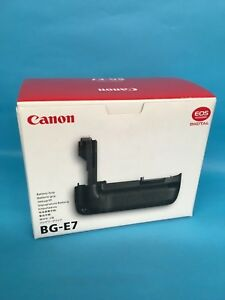 Brand new Canon Battery Grip BG-E7 for EOS 7D Camera 1 year Canon warranty