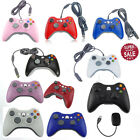 Wired Wireless Game Pad Console Game Controller For Microsoft Xbox 360 Slim E PC
