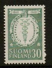 FINLAND SG640 1962 CENT OF 1st FINNISH COMMERCIAL BANK  MNH