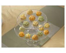 NEW NORDIC WARE PETITS FOURS TEA CAKES FLOWERS BUNDT BAKING CAKE PAN JELLO MOLD