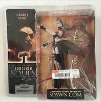 Clive Barker's Tortured Souls 2 - Camille Noire Figure - 2002 Mcfarlane Spawn