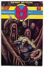 Miracleman 11 Eclipse 1987 NM- Alan Moore John Totleben
