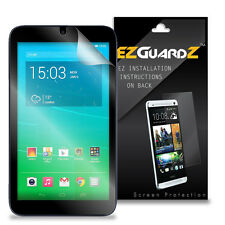 3x EZGuardZ LCD Screen Protector Skin HD 3x for Alcatel ONETOUCH Pixi 7 Tablet