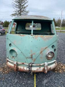 1962 Vw Split windows single cab