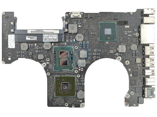 """i7 2.66GHz Logic Board 820-2850-A 2010 for MacBook Pro 15/"""" A1286 Unibody TESTED"""