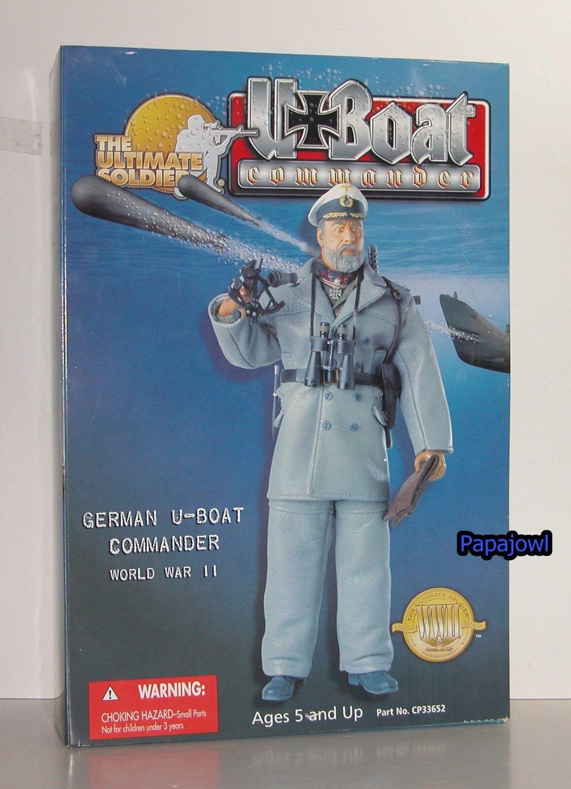 The Ultimate Soldier 21st Century German U-Boat Commander World War II 1944 12