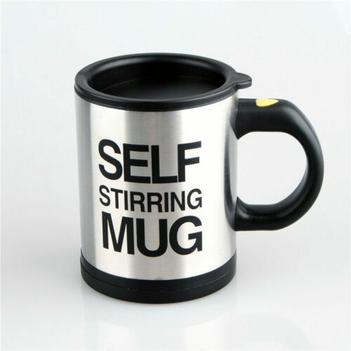 400 ml Tasses automatique électrique Lazy Self Agitation Tasse Café Lait Mélange Mug