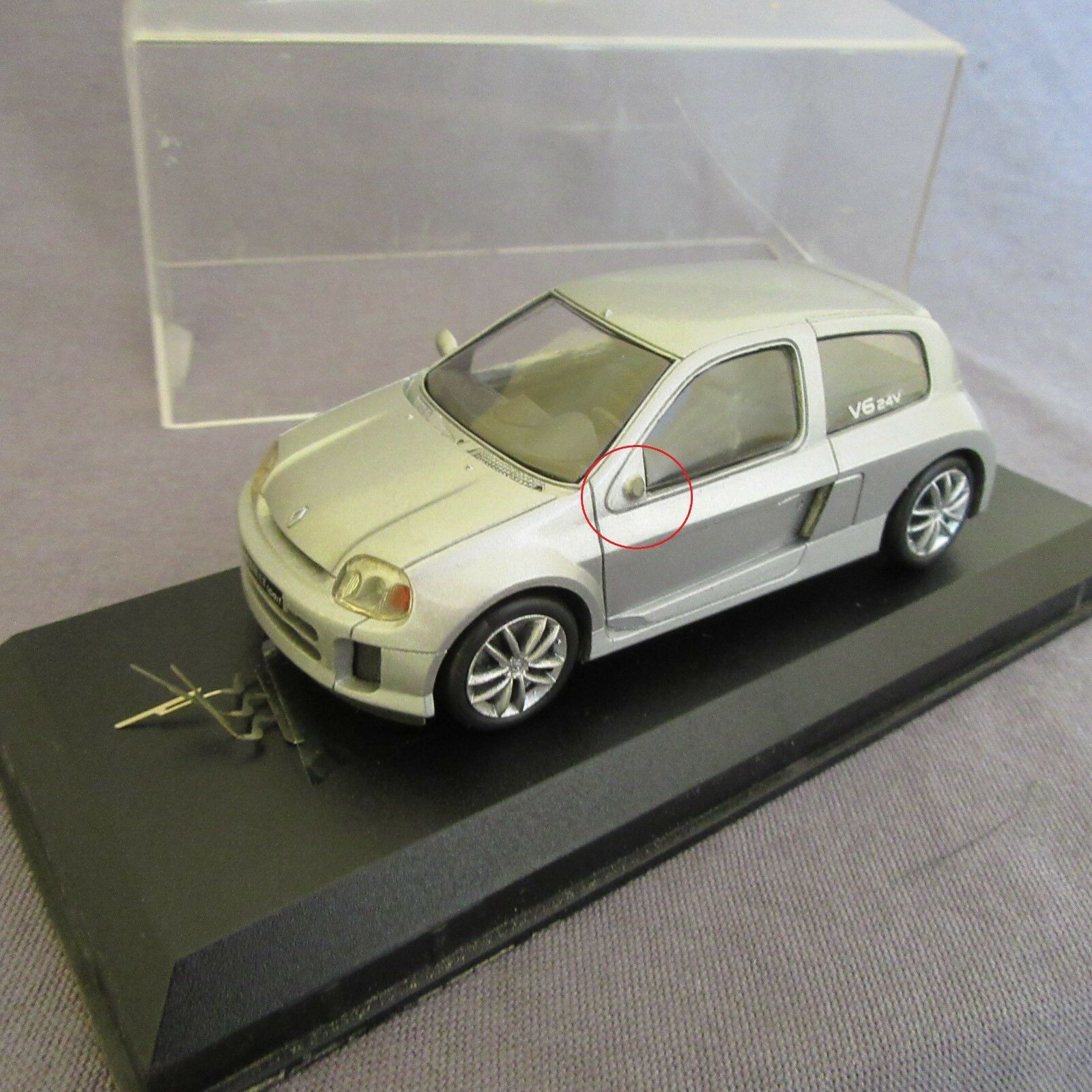 597E GTS 1 43 Kit Renault Sport Clio Phase I V6