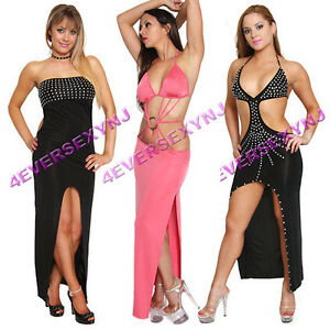 Sexy dancer club wear