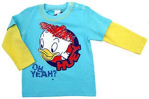 Neu-Disney-Tick-Trick-Track-Langarmshirt-Longsleeve-Shirt-2-in-1-Optik-80-86-92