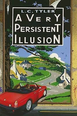 1 of 1 - A Very Persistent Illusion by L. C. Tyler (Paperback, 2010) New Book