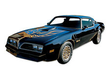 77 78 Firebird Trans Am Special Edition Bandit Decals with Roll Stripes