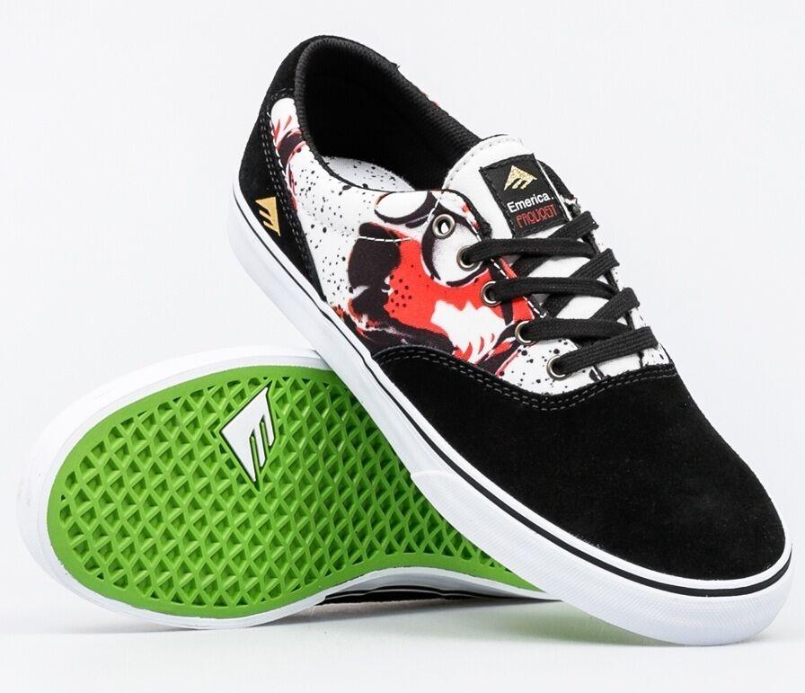 Emerica Provost slim Vulc x Mouse taille 46 (us 12) schuhe skate schuhe 12) skateboard ba0ad4