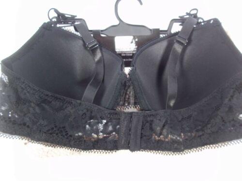 Lady Princess 2 BRA SET One Black One Tan NWT Various Sizes