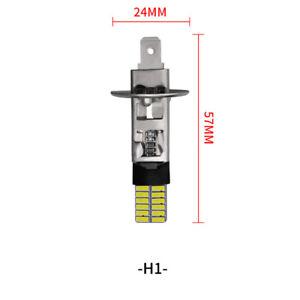 2pcs-H1-24-SMD-LED-Bombillas-Luces-de-Niebla-7000K-8000K-DC-12V-Coche