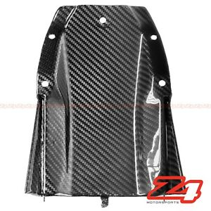 2014-2018 FZ07 MT07 Rear Lower Tail Bottom Tray Cover Cowl Fairing Carbon Fiber