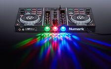 Numark DJ Controller Mixing Deck MP3 CD Music Sound Mixer