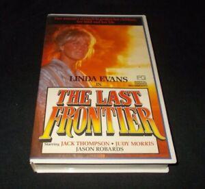The-Last-Frontier-VHs-Pal-Linda-Evans-Jack-Thompson-1986