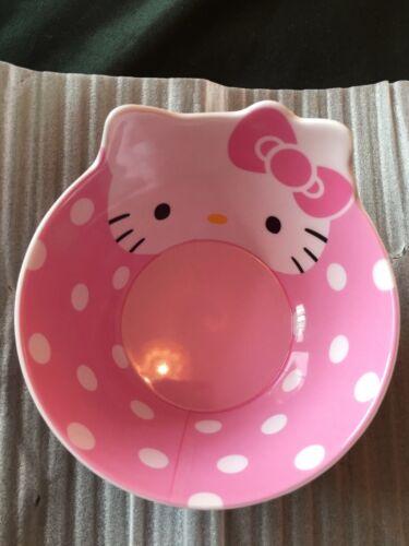 ensalada Bol de Melamina o plato de sopa para niños My Melody//Hello Kitty arroz